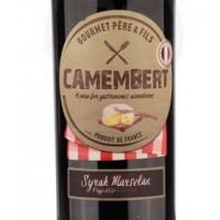Вино Gourmet Pere & Fils Syrah Marselan Camembert (0,75 л)