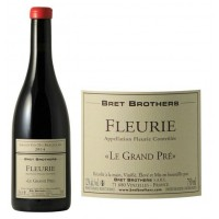 Вино Bret Brothers Fleurie Le Grand Pre, 2014 (0,75 л)