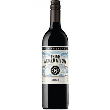 Вино Nugan Estate Shiraz Third Generation (0,75 л)