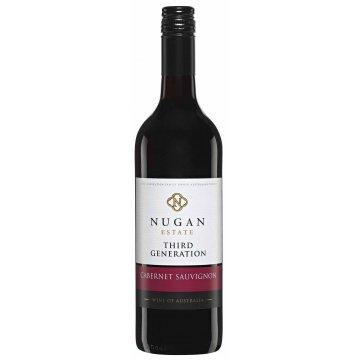 Вино Nugan Estate Cabernet Sauvignon Third Generation (0,75 л)