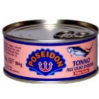 Тунец Poseidon Tonno all'olio d'oliva (80 г)