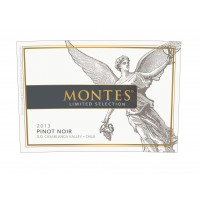 Вино Montes Pinot Noir Limited Selection (0,75 л)