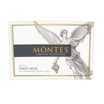 Вино Montes Pinot Noir Limited Selection (0,75 л)