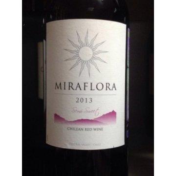Вино Miraflora Miraflora Red semi sweet (0,75 л)