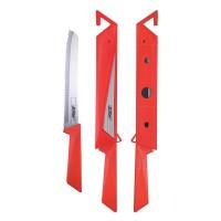 Нож для хлеба с чехлом Peterhof, красный (20,32 см)