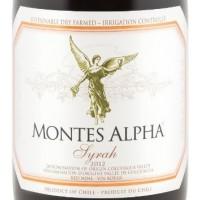 Вино Montes Montes Alpha Syrah (0,75 л)
