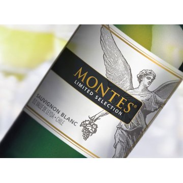 Вино Montes Sauvignon Blanc Limited Selection (0,75 л)