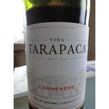 Вино Tarapaca Carmenere Leon de Tarapaca (0,75 л)