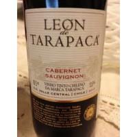Вино Tarapaca Cabernet Sauvignon Leon de Tarapaca (0,75 л)