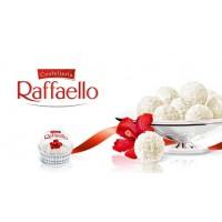 Конфеты Raffaello (T15x6x1), 150 г