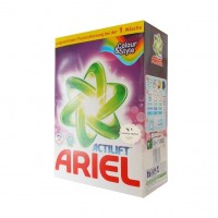 Стиральный порошок Ariel Actilift Colour&Style (5,2 кг)