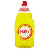 Жидкость для мытья посуды Fairy Lemon (450 мл)