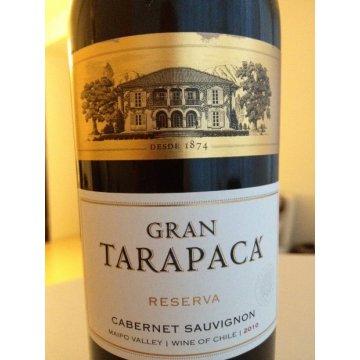 Вино Tarapaca Cabernet Sauvignon Reserva (0,75 л)