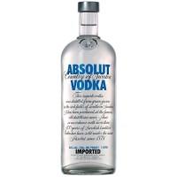 Водка Absolut (1 л)