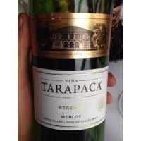 Вино Tarapaca Merlot Reserva (0,75 л)