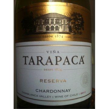 Вино Tarapaca Chardonnay Reserva (0,75 л)