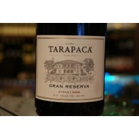 Вино Tarapaca Syrah Gran Reserva (0,75 л)