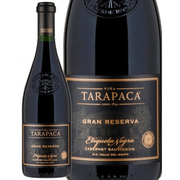 Вино Tarapaca Cabernet Sauvignon Etiqueta Negra Gran Reserva (0,75 л)