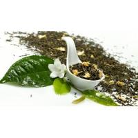 Чай Teahouse Зеленый с жасмином (100 г)