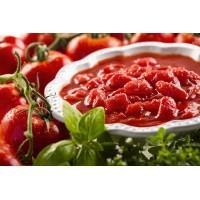 Очищенные помидоры Vittoria Polpa di Pomodoro (400 г)