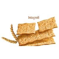 Крекеры Certossa Crackers Integrali (500 г)