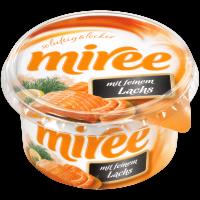 Сыр сливочный 66% с лососем TM Miree (150 г)