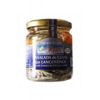 Салат из морепродуктов Didi Ensalada de Gulas con Langostinos (220 г)