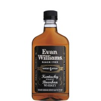 Бурбон Evan Williams Black Bourbon 4 Years Old (0,375 л)