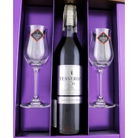 Коньяк Tesseron Lot 53 XO Perfection Riedel Glasses (0.7 л)