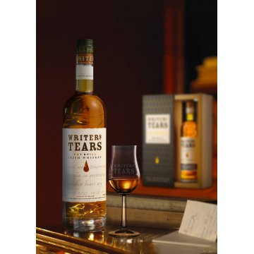 Виски Writers Tears Pot Still Irish Whiskey, gift pack (0,7)