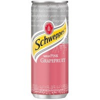 Швепс розовый грейпфрут 0,33 л (ж/б)