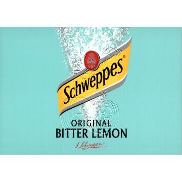 Швепс лимон 0,33 л (ж/б)
