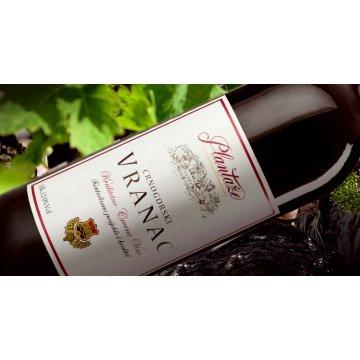 Вино Plantaze Vranac (0.75 л)