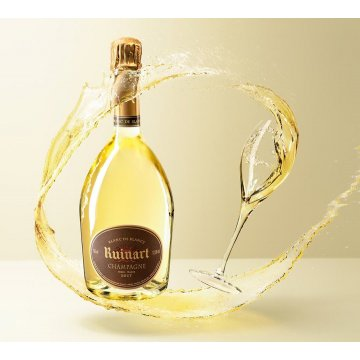 Шампанское Ruinart Blanc de Blancs, gift box (0,75 л)
