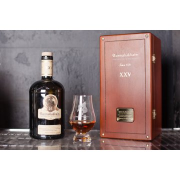Виски Bunnahabhain 25 Years Old (0,7 л)