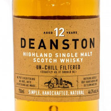 Виски Deanston 12 Years Old (0,7 л)