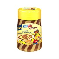 Шоколадно-банановая паста Mix Fix Cream (400 г)