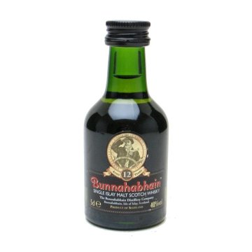 Виски Bunnahabhain 12 Years Old (0,05 л)