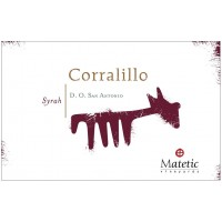 Вино Matetic Vineyards Syrah Corralillo Matetic (0,75 л)