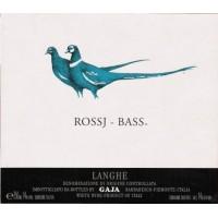Вино Gaja Rossj-Bass, 2016 (0,75 л)