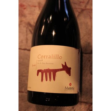 Вино Matetic Vineyards Syrah Corralillo Matetic (0,75 л)