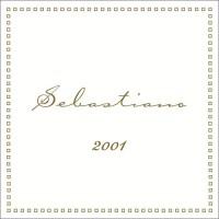 Вино Riecine Sebastiano, 2001 (0,5 л)