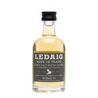 Виски Ledaig 10 Years Old (0,05 л)