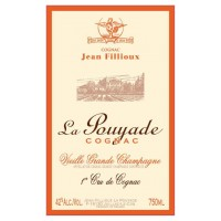 Коньяк Jean Fillioux La Pouyade, gift box (0,7 л)