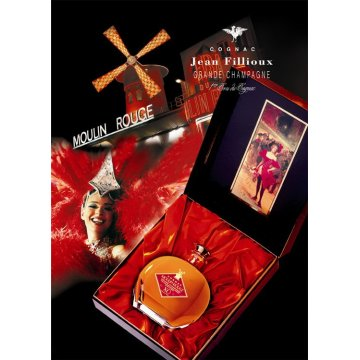 Коньяк Jean Fillioux Moulin Rouge XO, gift box (0,7 л)