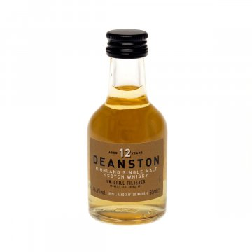 Виски Deanston 12 Years Old (0,05 л)