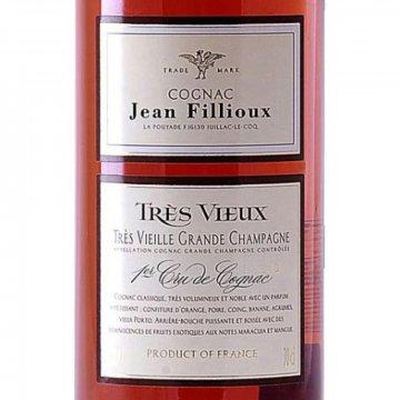 Коньяк Jean Fillioux Tres Vieux, gift box (0,7 л)