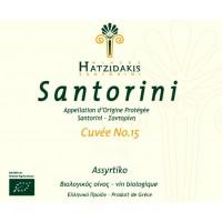 Вино Hatzidakis Winery Santorini Cuvee №15, 2016 (0,75 л)