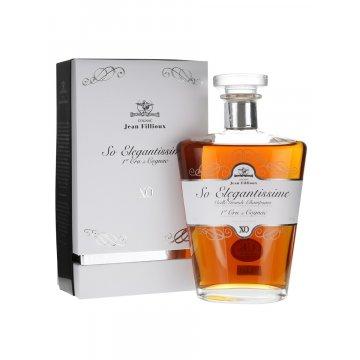 Коньяк Jean Fillioux So Elegantissime XO, gift box (0,7 л)