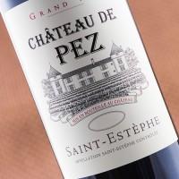Вино Chateau De Pez, 2010 (0,75 л)